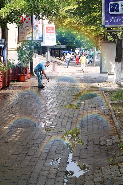 rainbow maker in Moldova