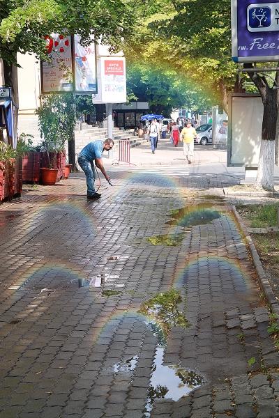 rainbow maker in Moldova